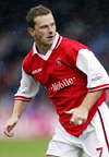 Rotherham manager Mark Robins scored some crucial goals for Norwich